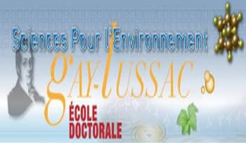 Ecole Doctorale Gay-Lussac